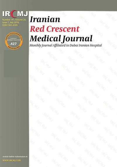 Iranian Red Crescent Medical Journal